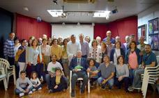 Homenaje y reconocimiento social para el historiador Gabriel Cara en su 87 cumpleaños