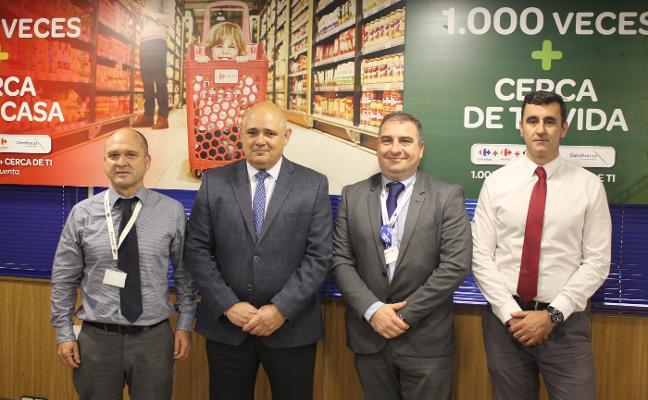 Carrefour quiere abrir su tienda de Roquetas de Mar este verano