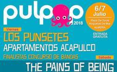 El concurso de jóvenes grupos del Pulpop ya tiene sus diez semifinalistas de este año