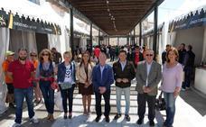 El centro de Roquetas vive hasta el martes la Feria de la Cerveza Artesana