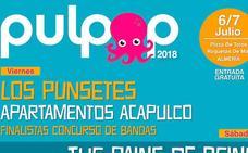 Norek, The Yellow Melodies y Don Gonzalo se suman al cartel definitivo del Pulpop Festival 2018