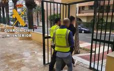 Detenido por causarle una fractura en la cabeza a una anciana al robarle el bolso en Aguadulce