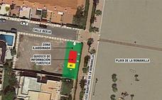 IU propone usar un solar en La Romanilla para abrir una oficina de turismo