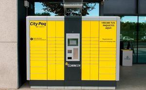 Correos instala dos CityPaq de entrega de paquetería en el municipio