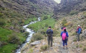 Fin de semana de senderismo los próximos 9 y 10 de junio en Sierra Mágina