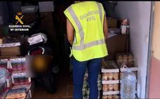 El detenido de la oenegé de Vícar daba comida según el favor que se le hiciera