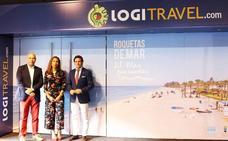 Roquetas se promociona en la Ciudad de la Imagen de Madrid