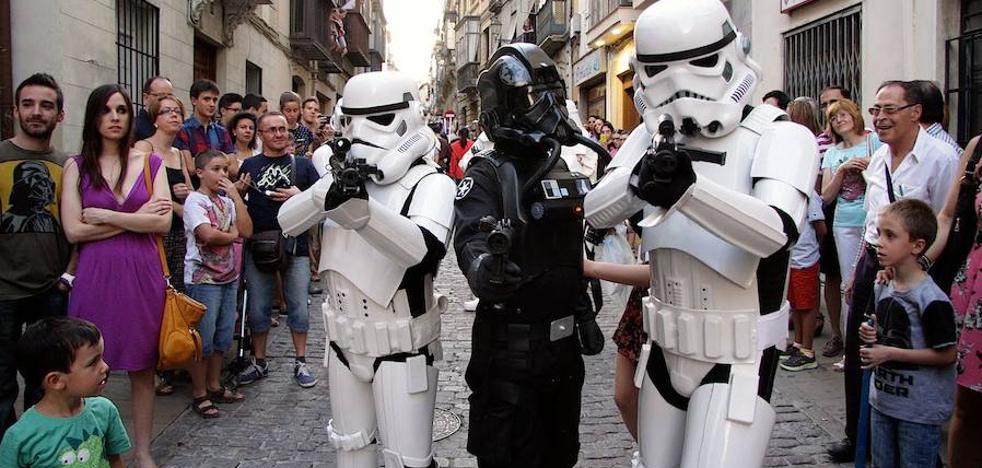 El Cinefan Festival de Úbeda acogerá un desfile de personajes de Star Wars llegados de toda la región