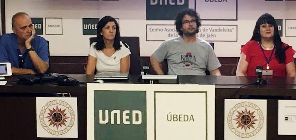 La UNED de Úbeda acogió unas jornadas sobre innovación docente en Estadística y Matemáticas