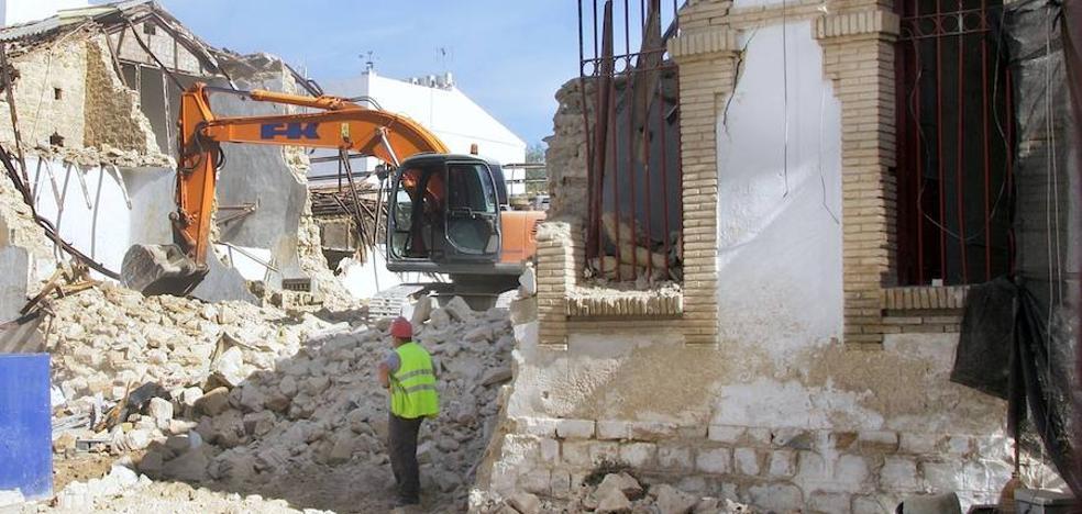 La cárcel vieja será Lugar de Memoria Democrática tres años después de su demolición