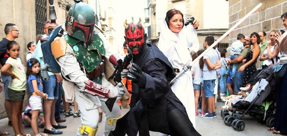 El universo Star Wars aterriza en Úbeda