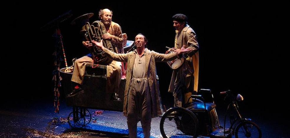 El décimo Premio Nacional de Teatro 'Antero Guardia' de Úbeda será para la compañía La Zaranda