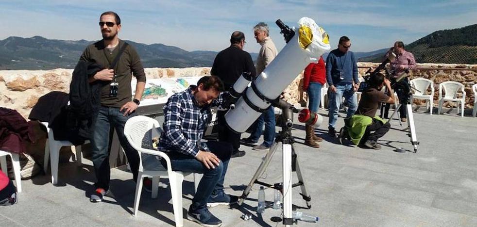 La asociación Quarks se traslada un año más a la Fresnedilla para las Perseidas