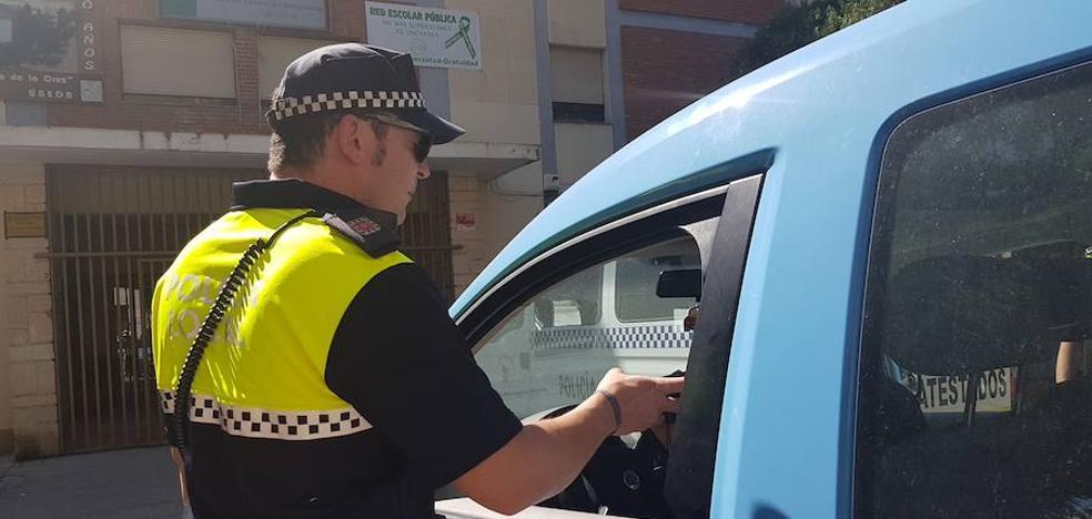 Campaña especial de la Policía Local para controlar las tasas de alcohol en conductores