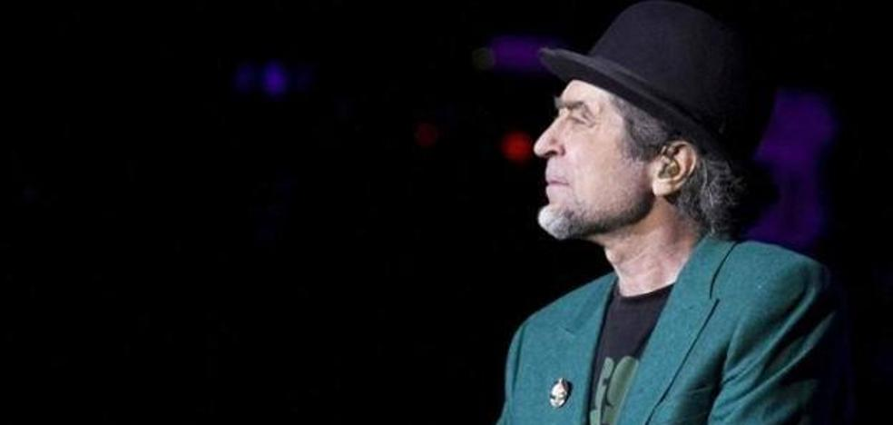 La UNED pone en marcha un curso universitario sobre Joaquín Sabina