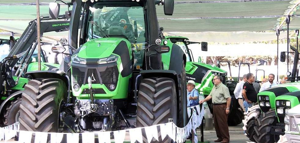 35 años mostrando lo último en maquinaria agrícola específica para el olivar