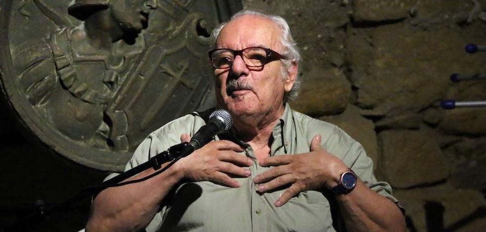 Javier Reverte mantuvo en Úbeda un encuentro con lectores
