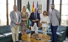 La Junta y ayuntamientos de Úbeda y Baeza ultiman acciones para impulsar la promoción en ambas ciudades