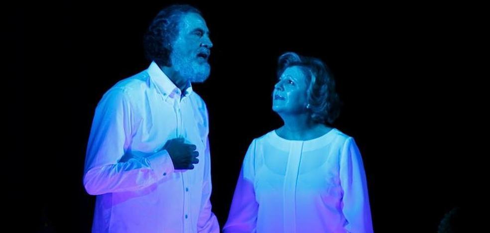 El grupo Maranatha presentará en Úbeda 'Amor sin tiempo', de Ramón Molina Navarrete