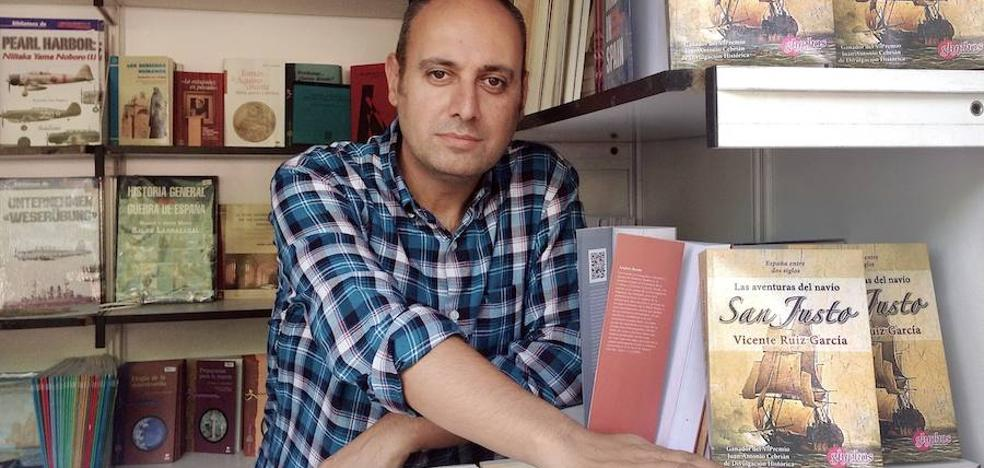El ubetense Vicente Ruiz gana el Premio de Investigación 'Cronista Cazabán'
