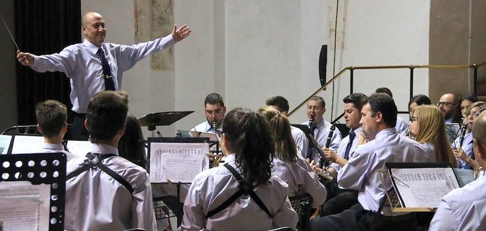 Concierto de pasodobles taurinos de la Agrupación Musical Ubetense