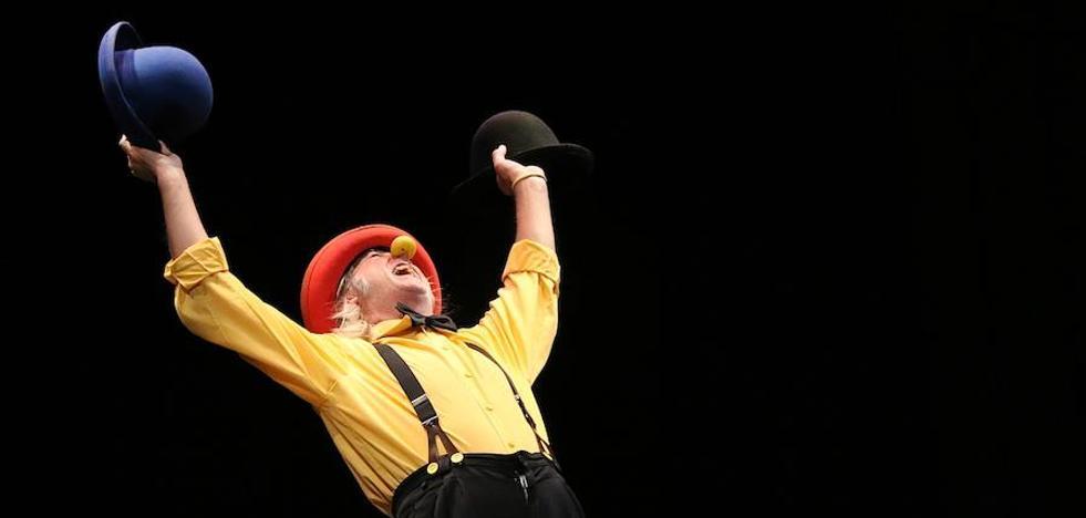 El cuarto Festival de Clown y Circo incluirá ocho espectáculos nacionales e internacionales