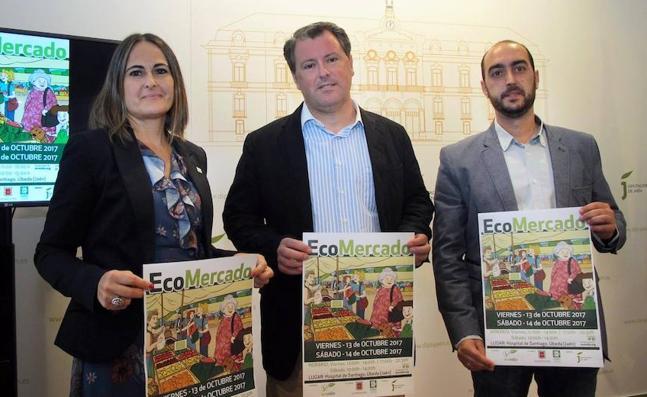 Úbeda acogerá los días 13 y 14 de octubre un mercado de productos ecológicos