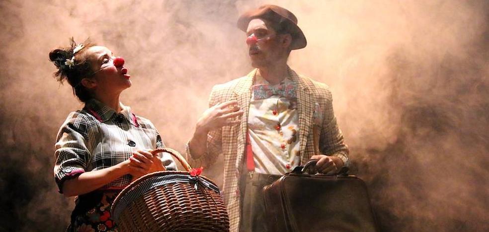 'Clown si tierra': humor, ternura y compromiso social a partes iguales