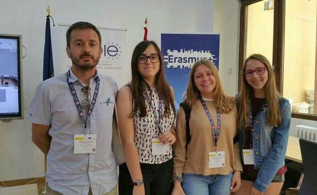 El instituto Los Cerros coordina un proyecto europeo relacionado con la robótica y el diseño
