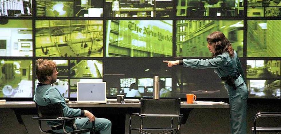 El poder de los datos que internet tiene de nosotros, en escena