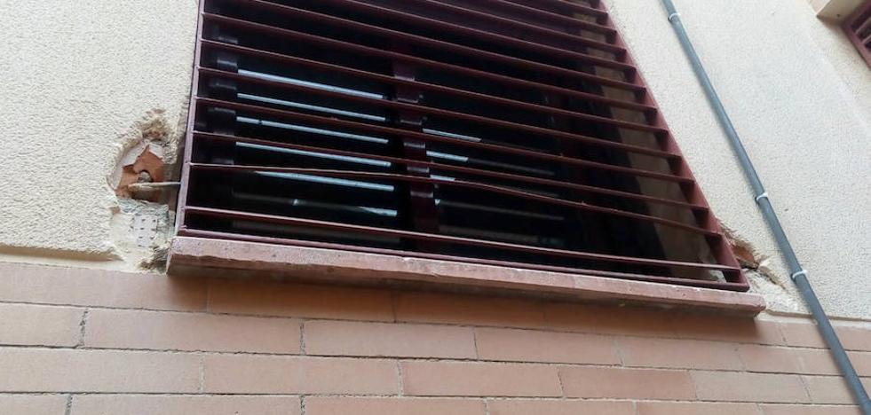 Robo en las oficinas del Club Deportivo Úbeda Viva