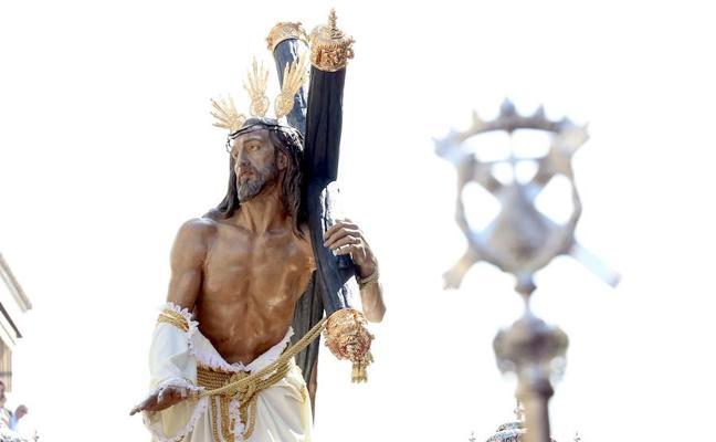 Actos con motivo del 75 aniversario de la bendición del Cristo de la Caída