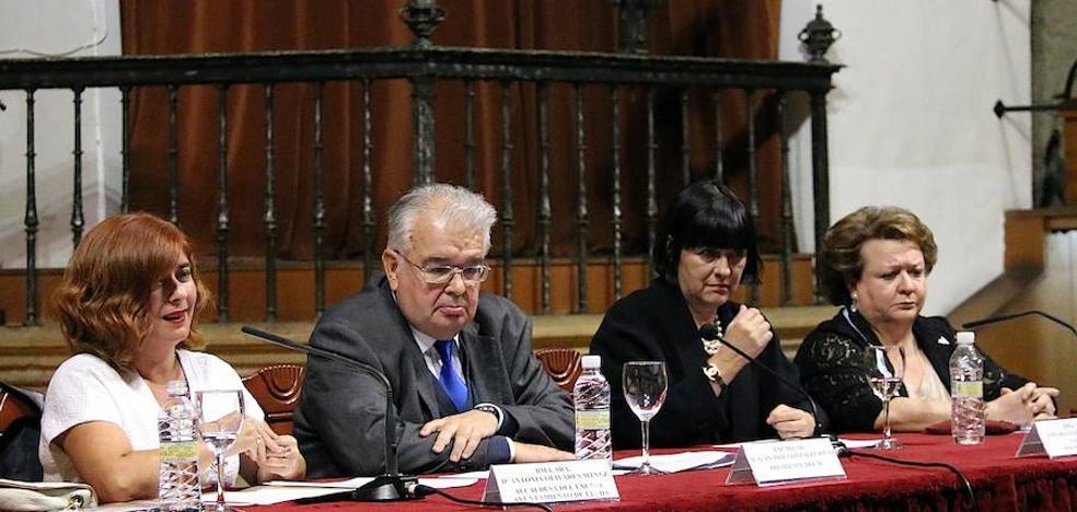 Úbeda acoge el encuentro anual de la Asociación de Letrados del Tribunal Constitucional
