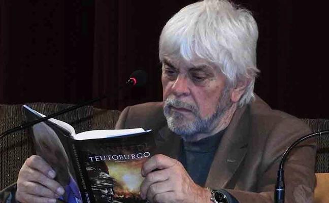 El 'superventas' Valerio Massimo Manfredi estará en el Certamen de Novela Histórica de Úbeda