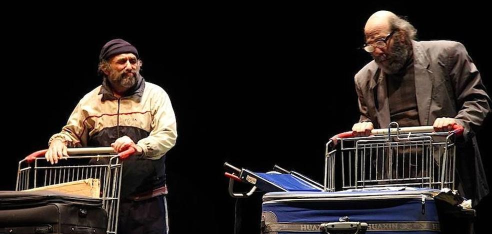 Doble ración del esperpéntico y genial universo de La Zaranda en la Muestra de Teatro