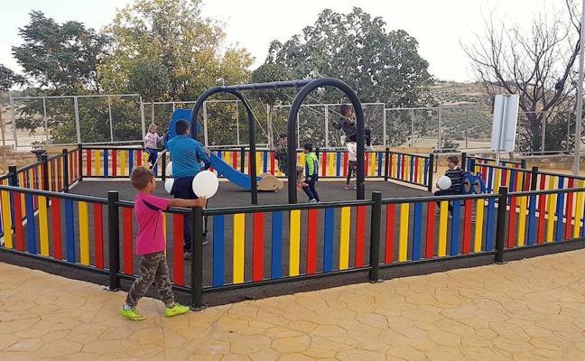 Nuevo aspecto del parque de la Alameda tras una intervención integral