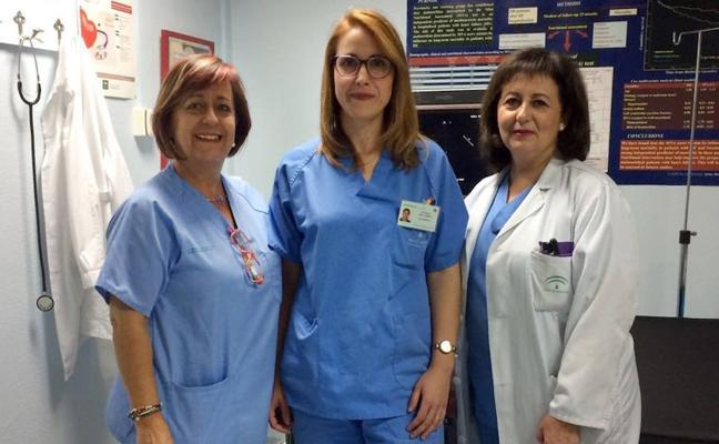 Una enfermera del hospital de Úbeda, premiada en el Congreso Nacional de las Enfermedades Cardiovasculares
