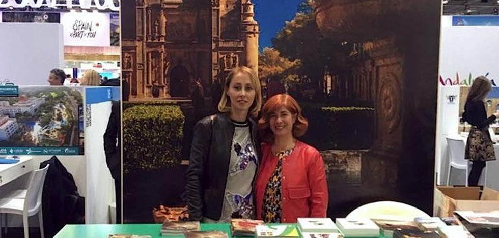 Úbeda y Baeza viajan a Londres para atraer a turistas británicos
