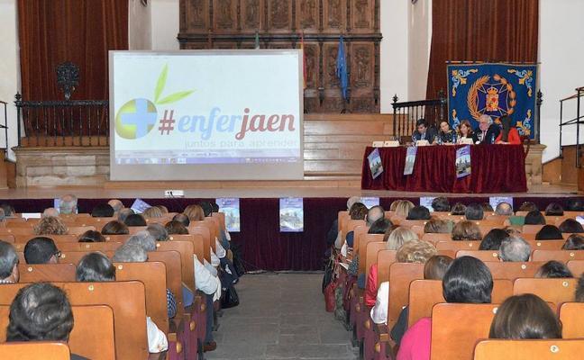 Unas 300 enfermeras de la provincia participarán en Úbeda en la quinta Jornada #enferjaen