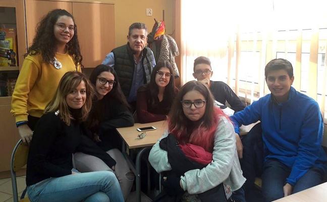 Alumnos y profesores de Salesianos Úbeda viajaron a Polonia