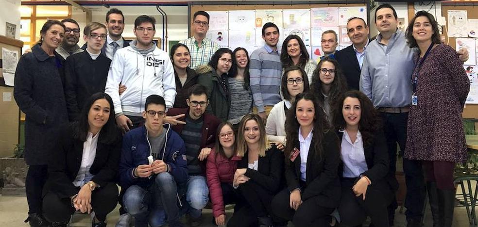 El IES Los Cerros desarrolla un proyecto para la movilidad europea de alumnos con necesidades especiales
