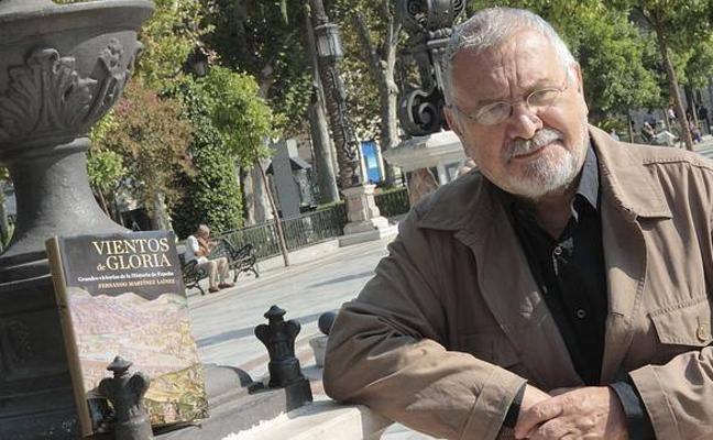 Fernando Martínez Laínez mantendrá un encuentro con alumnos de la Escuela de Arte