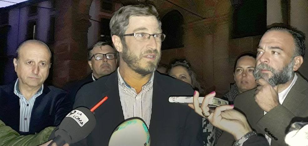 «Ni un euro» para Úbeda en los presupuestos de la Junta, según el PP