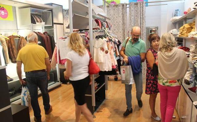 Cáritas abrirá a principios de año una segunda tienda de ropa de segunda mano y outlet en Úbeda