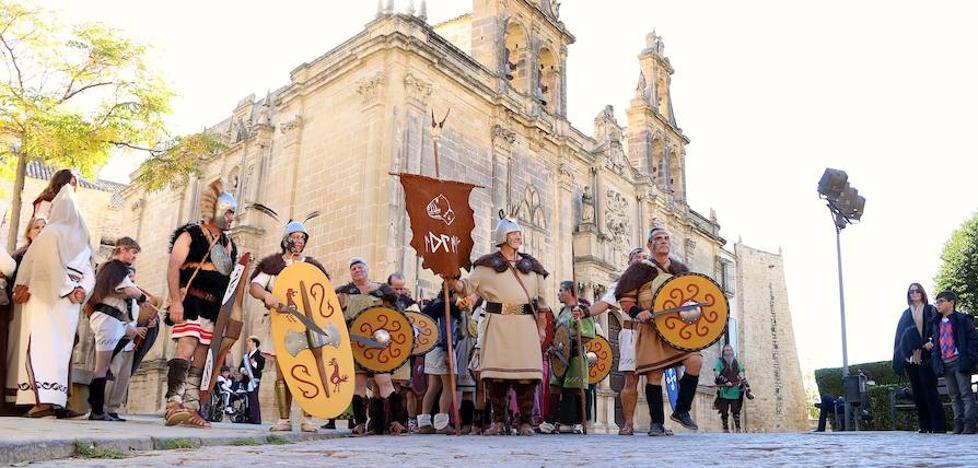 Las calles de Úbeda se convierten en un gran libro de historia