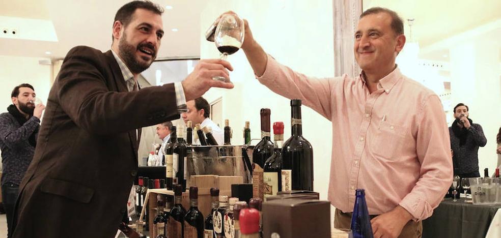 Una jornada para disfrutar del vino con todos los sentidos