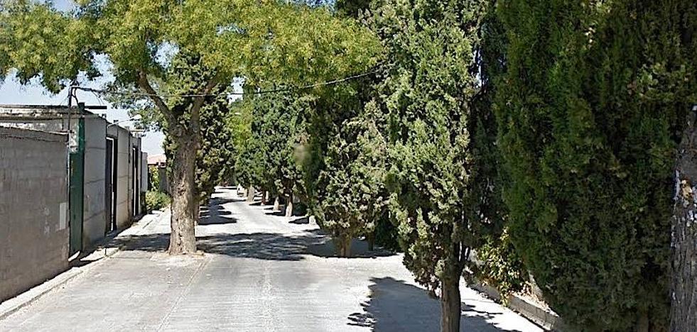 Modificación de crédito para comenzar con la intervención en el camino del cementerio