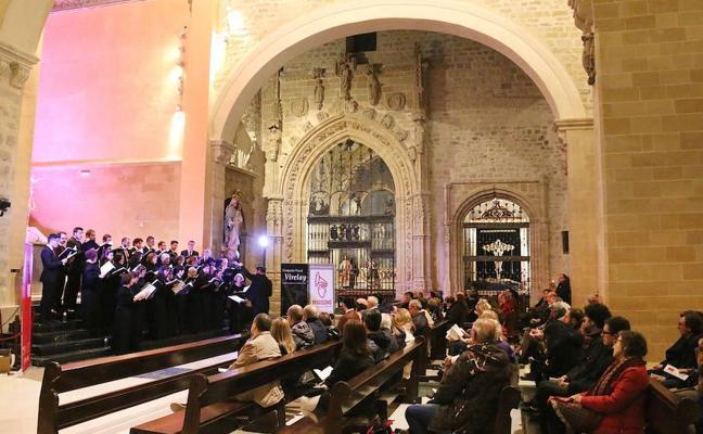 El Festival de Música Antigua de Úbeda y Baeza arrancó en Santa María