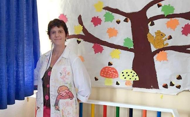 Más de 300 pacientes infantiles asisten cada curso al aula del hospital de Úbeda
