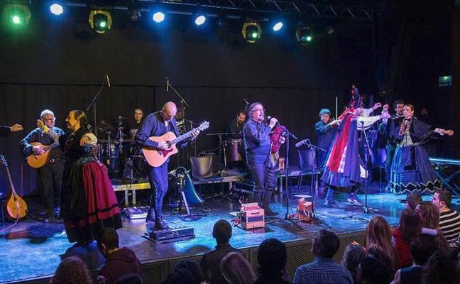 El grupo gallego Luar Na Lubre vuelve este viernes a Úbeda con su gira '30 aniversario'